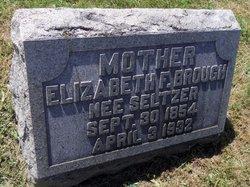 Elizabeth F <i>Seltzer</i> Brough