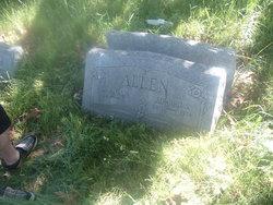 Bertha <i>Hillman</i> Allen