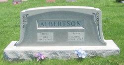 Ethel Irene <i>Vosburgh</i> Albertson