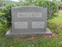 John Clinton McCurdy