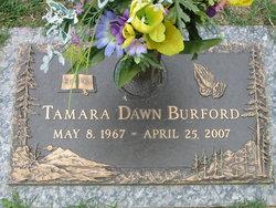Tamara Dawn Burford