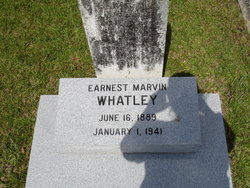 Earnest Marvin Whatley, Sr