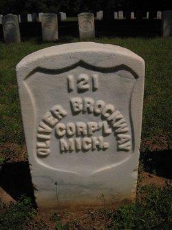 Corp Oliver W Brockway