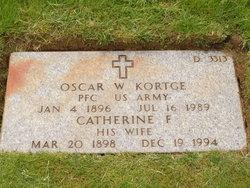 Oscar William Kortge