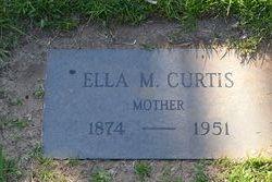 Ella May <i>Canfield</i> Curtis