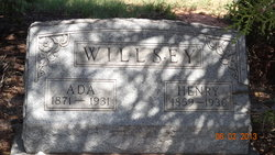 Ada <i>Witherspoon</i> Willsey