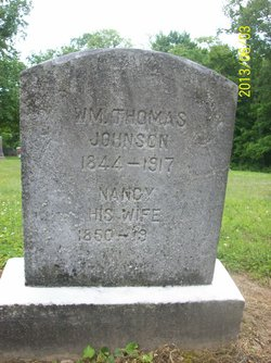 Nancy <i>Spurgeon</i> Johnson