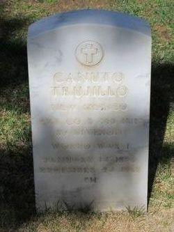Pvt Canuto Trujillo