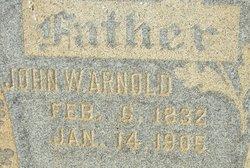 John Willis Arnold