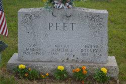 Rodney A Peet