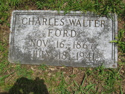 Charles Walter Charlie Ford
