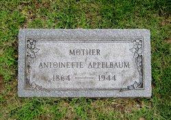 Antoinette <i>Spinner</i> Appelbaum
