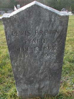 Lewis Brown Pyatte