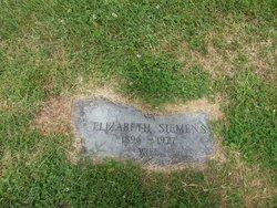 Elizabeth S. <i>Motschman</i> Siemens