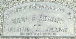 Wilma Maxine <i>Petersen</i> Eitzmann