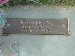 Roxie <i>White</i> Banks