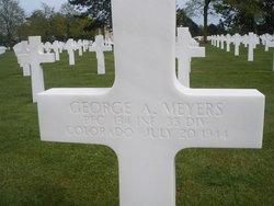 PFC George A Meyers