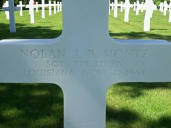 Sgt Nolan J B Montz