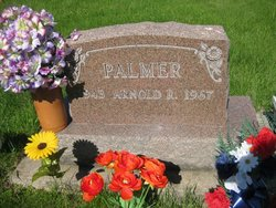 PFC Arnold Ralph Palmer
