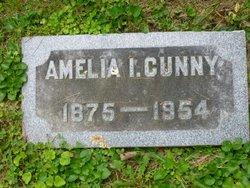 Amelia Irene <i>Mark</i> Cunny