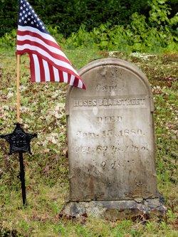 Capt Moses Bradstreet
