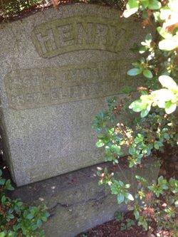 Margaret Elizabeth Lizzie <i>Evans</i> Henry