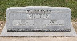 Mary Frances <i>Parmer</i> Sutton