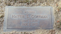Hattie Lee <i>Scales</i> Coffman