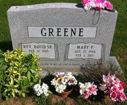 Mary Frances <i>Carter</i> Greene
