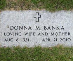 Donna Marie <i>Kirchner</i> Banka
