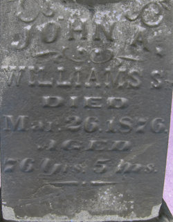John Anderson Williams