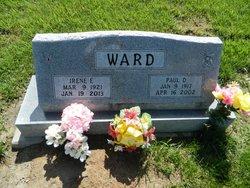 Paul D Ward