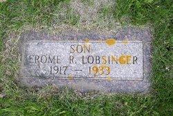 Jerome Ralph Lobsinger