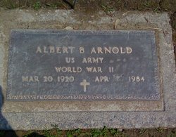 Albert B Arnold