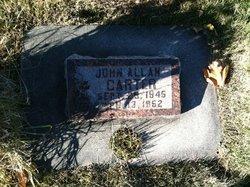 John Allen Carter