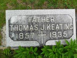 Thomas J. Keating