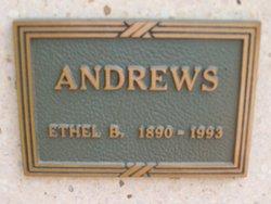 Ethel Bell <i>Bell</i> Andrews
