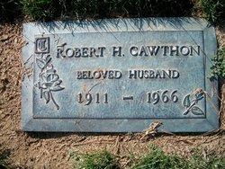 Robert Horatius Cawthon