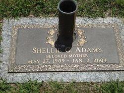 Shellie <i>Clements</i> Adams
