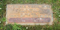 Laurence Virgil Hose