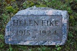 Helen <i>Miles</i> Fike