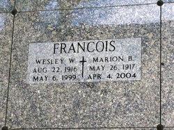 Wesley W. Francois