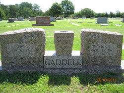 Betty Violet <i>Cawthon</i> Caddell