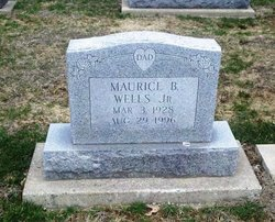 Maurice Blanchard Wells, Jr