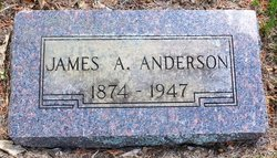 James Andrew Anderson