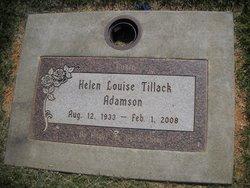 Helen Louise Rusty Adamson
