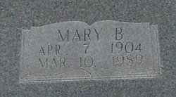 Mary <i>Brumfield</i> McKenzie