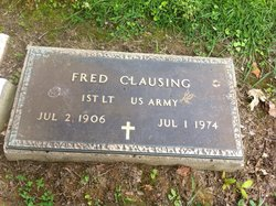 Fred Clausing