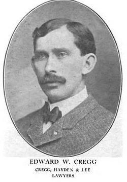 Edward W Cregg