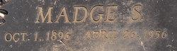 Madge <i>Styers</i> Andrews